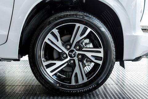Mâm bánh xe 16 inch